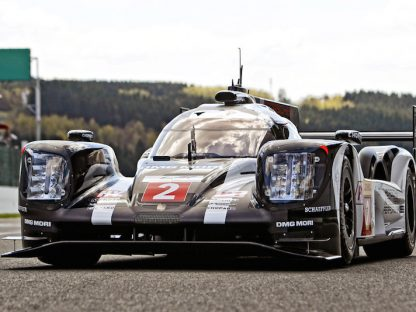 Porsche 919 Hybrid debuts Le Mans aero package and new lighting at Spa