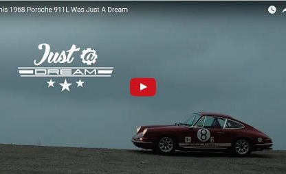 Just a Dream: Driving an Ex-Trans Am 911L on the Street