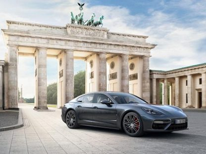 Porsche's New Panamera Arrives With Dashing Good Looks, New Turbo Engines, and 8-Speed PDK