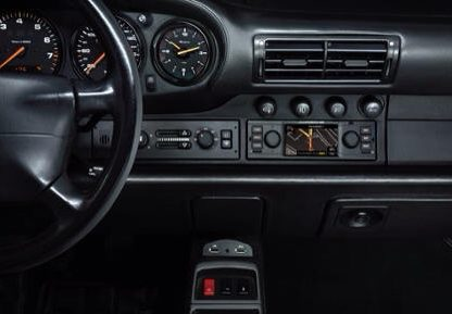 Porsche Classic Navigation Retrofit now available in USA and Canada