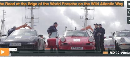 The Wild Atlantic Way Should Be On Every Porsche Fan's Bucket List Of Must Drive Roads
