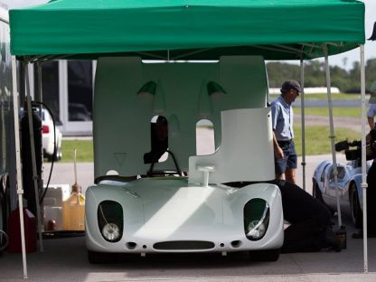The Collier Collection Is Bringing A 908 Flunder And An Elva-Porsche To Monterey!