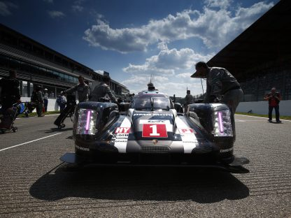 What Does the 919's Hybrid Technology Mean for Future Road Cars?