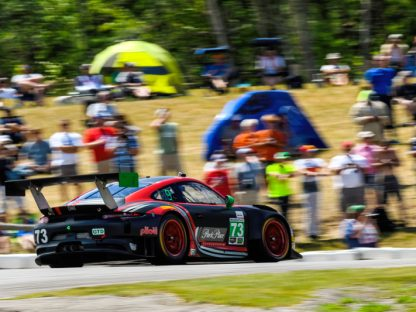 Porsche's Results and Pictures from Canadian Tire Motorsport Park