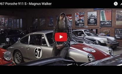 How To Make A '67 911 S Even More Special
