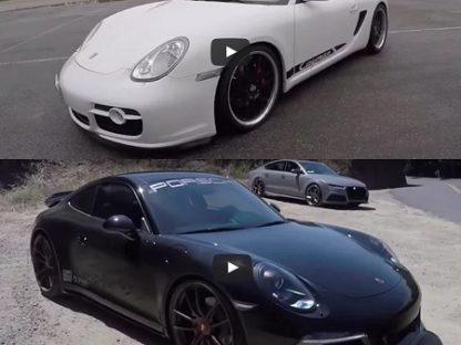 Video: The Smoking Tire Takes On Two Modified Porsches