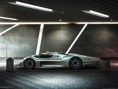 Check Out This Long-Tail 918 Spyder Creation