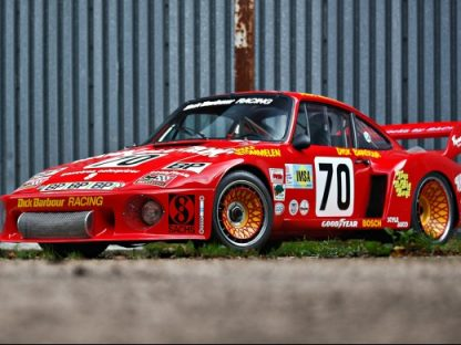 Gooding & Co. To Auction Ex Paul Newman Le Mans/Sebring/Daytona Winning 935!