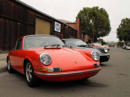 A Porsche Lover's Dream In NorCal – EASY Cars & Coffee