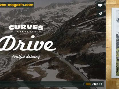 Video: Curves: Porsches Were Built For Them