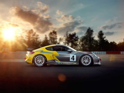 Flying Lizard Motorsports Announces New Partnership With Porsche and GTS Program