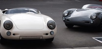 Are These 550 Spyder Replicas The Ultimate Seduction?