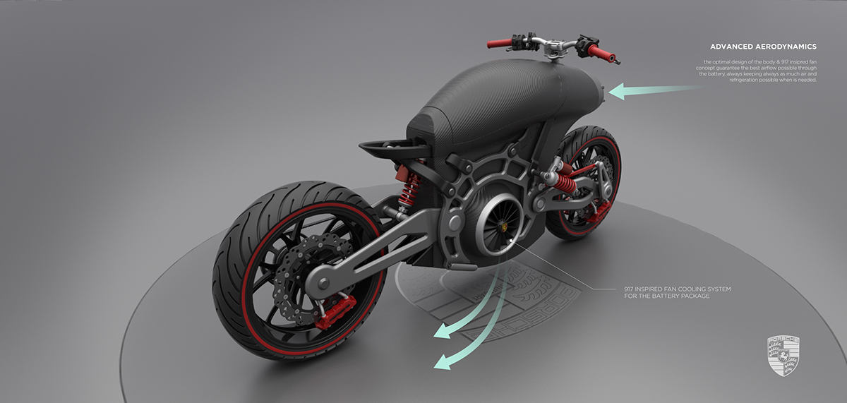 porsche project 618 motorcycle22