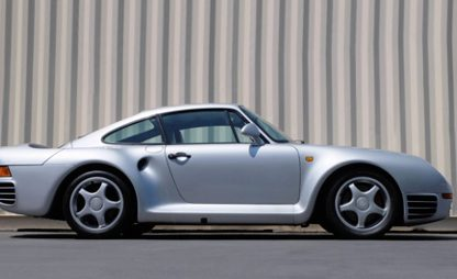 Porsche 959 on BaT : Ushering in a New Era