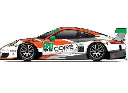 CORE Autosport Moving To Porsche GT3R For GTD Class In 2017