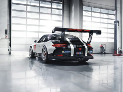 This Is The New Porsche 911 GT3 Cup