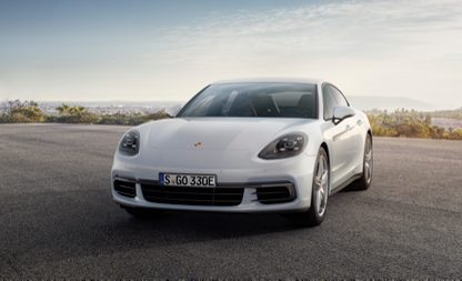 Pricing, Pictures and Video of Porsche's New Panamera 4 E-Hybrid