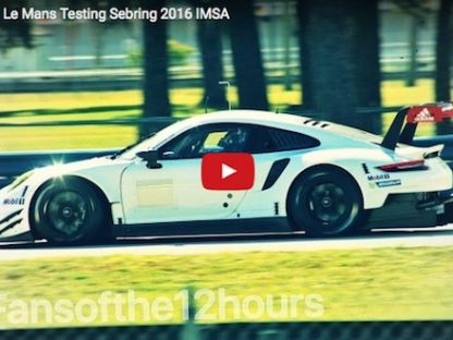 Video: Is This Porsche's Mid-Engined 911 RSR?