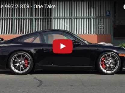 Matt Farah Takes A Porsche '997.2' GT3 For A Drive And Loves It
