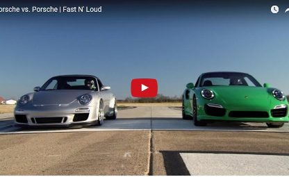 Junkyard LS3 Swapped 996 vs. 991 Turbo S