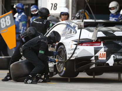 Porsche's Results, Pictures and Video in the WEC at Fuji