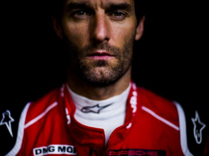 Porsche Makes Surprise Announcement About Mark Webber's Racing Future