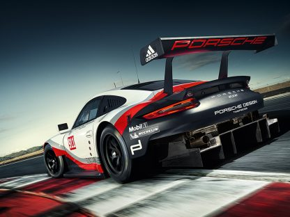 Technical Specs of Porsche's New Mid Engine 911 RSR