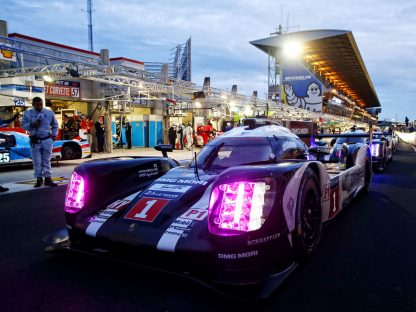 Porsche's Results, Pictures and Video in the WEC at Shanghai