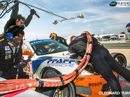 The Last Turn – This Is How Those Pit Stop Action Shots Are Made