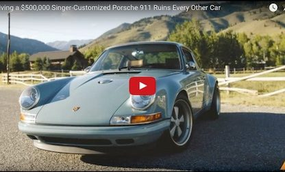Does Driving a Singer-Customized Porsche Ruin Every Other 911?
