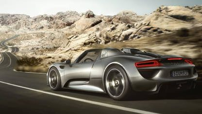 Porsche 918 Spyder Recalled, Again, for Front Control Arm Issues