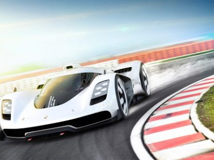Is This What A Successor To The 919 Hybrid Could Look Like?
