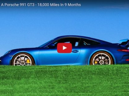 Can You Daily Drive a 911 GT3?