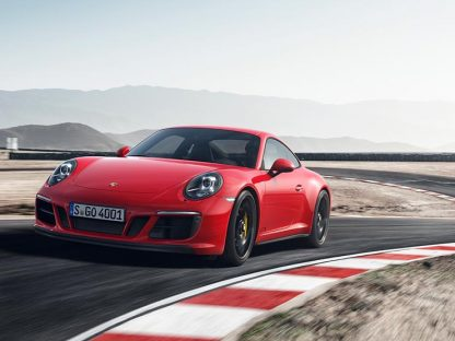 Porsche Adds 5 GTS Models to the 2017 911 Line-up