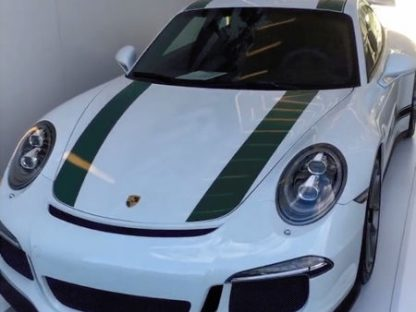 Brandon Marshall Loses Bet, Keeps Porsche, Charity Big Winner!