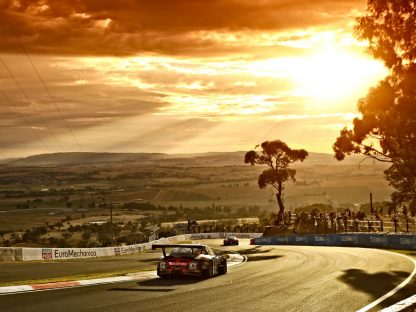 Porsche's Results, Pictures and Video from the Bathurst 12 Hour at Mount Panorama