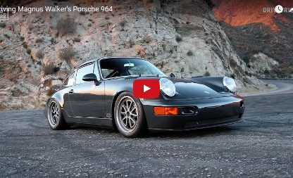 Somewhere in Time: Driving Magnus Walker's 964