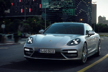 Introducing the Porsche Panamera Turbo S E-Hybrid: the Most Powerful Panamera Yet.