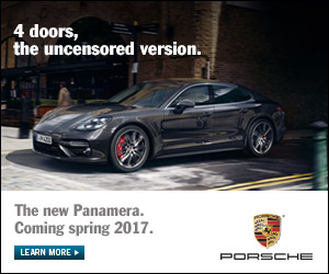 4 doors the uncensored version. The new Panamera