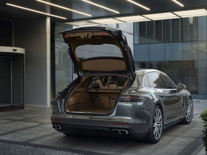 The Porsche Panamera Sport Turismo is Finally Here and it's Everything We've Been Waiting For
