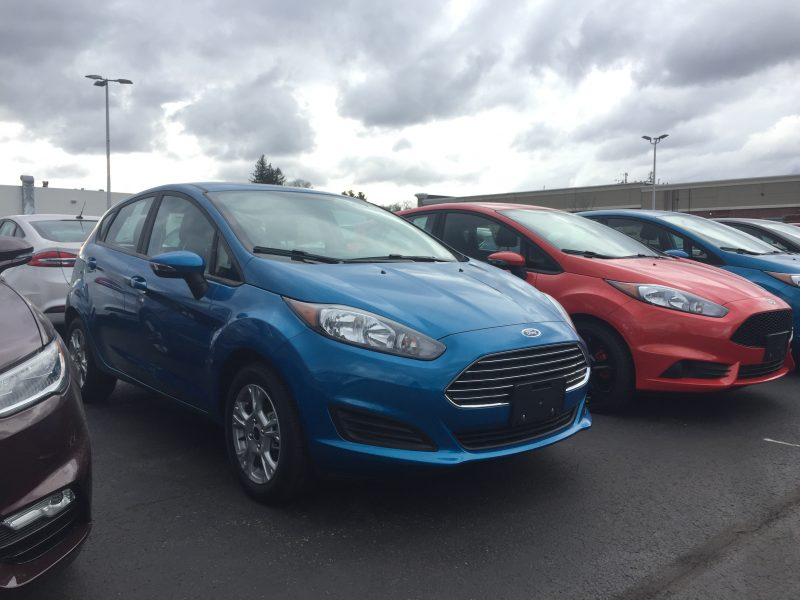 New Fiesta time!