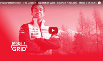 This is How Neel Jani Trains For The Race Season