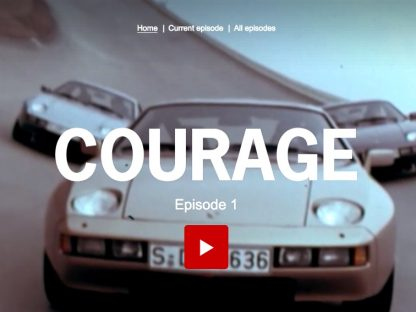 Porsche Just Launched a New Online Interactive Magazine