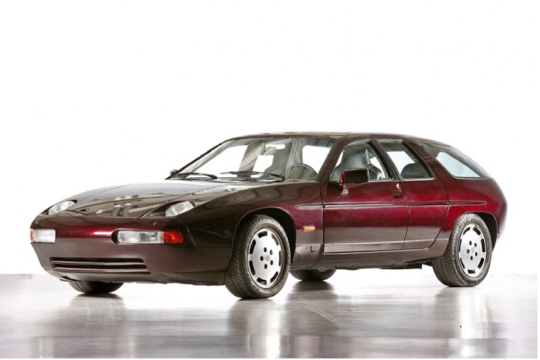 Porsche 928 h50 station wagon