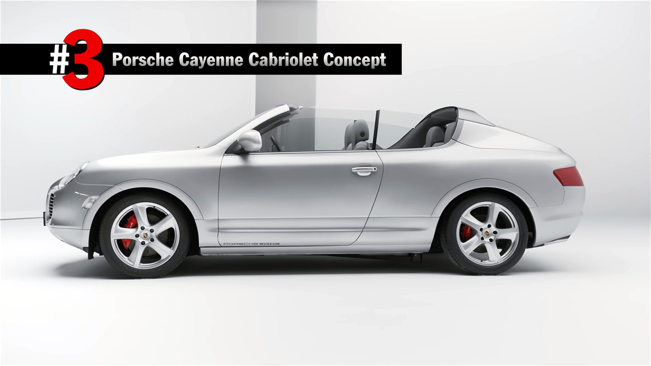 Cayenne Cabriolet Concept