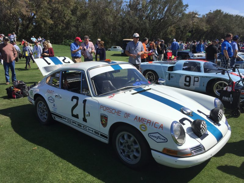 1967 Porsche 911 T/A - Don and Heather Ahearn