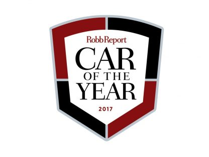 Porsche 911 Turbo S Ties for 1st Place in the Robb Report USA 2017 Car of the Year