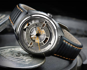 The 901 Collection: Watches made from salvaged aircooled 911s.