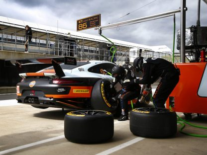 Porsche's Results, Video and Pictures from the WEC Season Opener at Silverstone