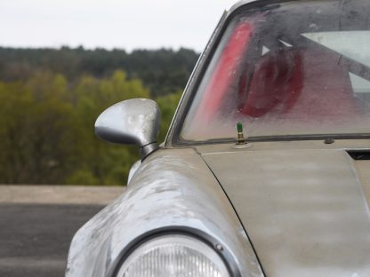"This 911 Carrera RSR 3.8 takes ""Barn Find"" to a Whole New Level"